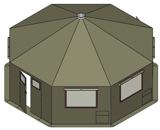 MH Series Shelter