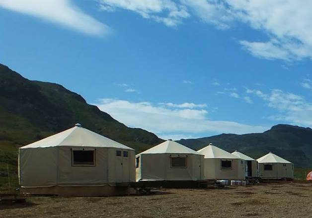 Summer Exploration Camp In Northern Greenland