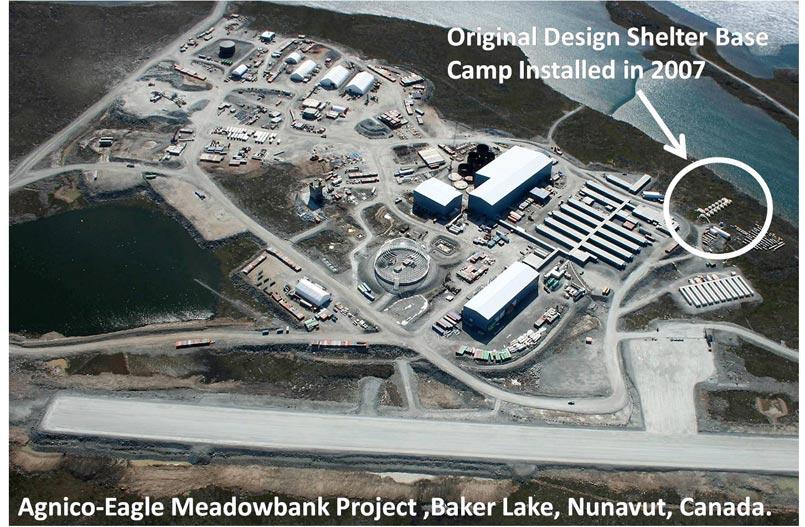 Baker Lake Mine Site