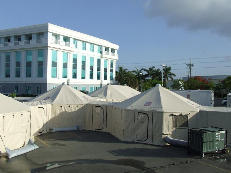 Cayman Post Hurricane Business Continuity Facility