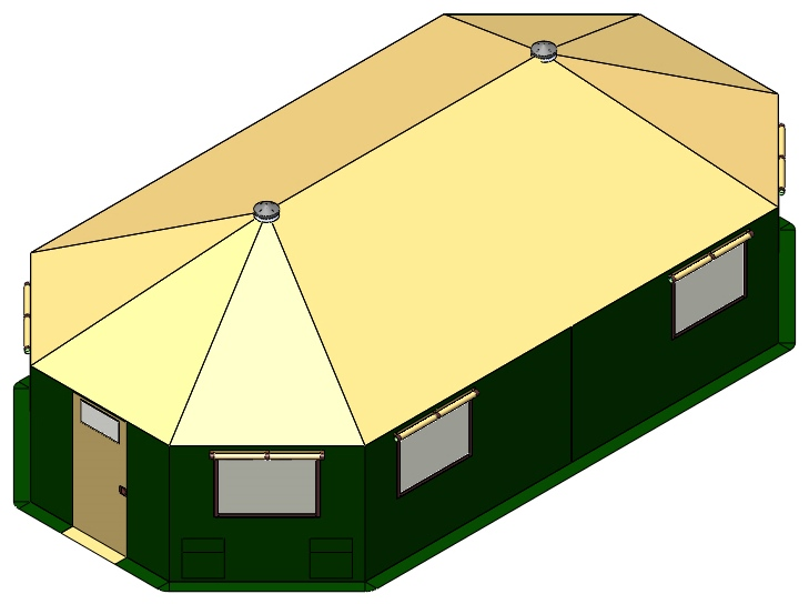 PLH Series Shelter