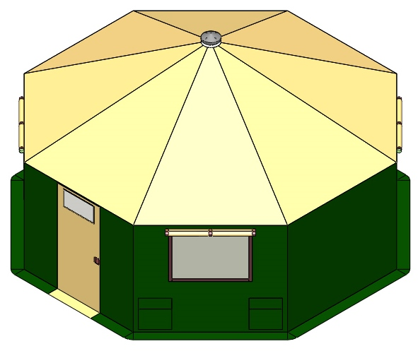 PH Series Shelter