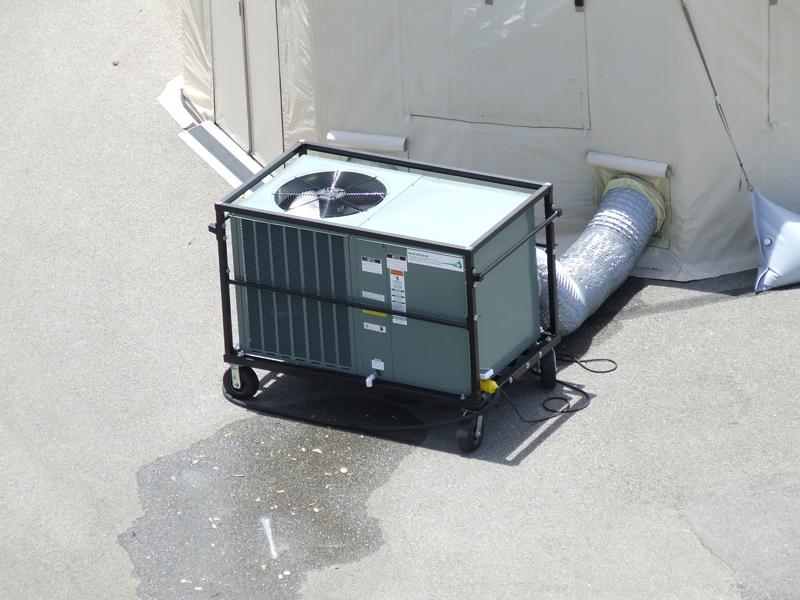Arctic Breeze Environmental Control Unit