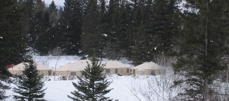 Remote Search and Rescue Winter Camp