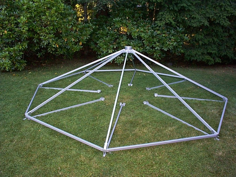 Assembled Roof Structure